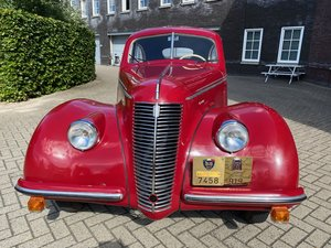 Picture of 1937 Elegant Fiat 6C 1500 Berlinetta with fantastic Touring body