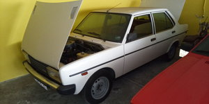 FIAT 131 L  SALOON. 35K 1300cc MINT AND ORIGINAL