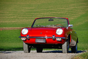 Picture of 1970 Fiat 850 Spider For Sale