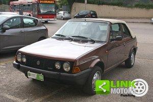 FIAT Ritmo Bertone 85 s Cabrio TARGA ORO (1984) RESTAURO CO