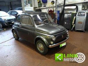 Picture of FIAT - 500 f 1970,km 19178, restaurata, pezzi originali, ma For Sale