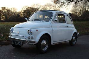 Picture of Fiat 500L 1971 - To be auctioned 26-03-21 For Sale by Auction