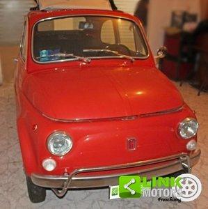 Picture of 1969 FIAT - 500 L D'EPOCA - RESTAURA - ROSSO CORALLO For Sale