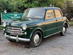 Picture of 1955 Fiat - 1100/103 S2 For Sale