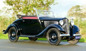Picture of Fiat 508 Balilla Spider 1935 For Sale