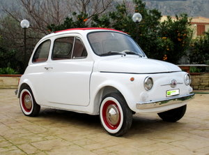 Picture of FIAT 500 F (1970) TOTAL RESTORATION For Sale