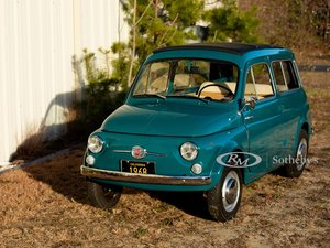Picture of 1968 Fiat 500 Giardiniera  For Sale by Auction