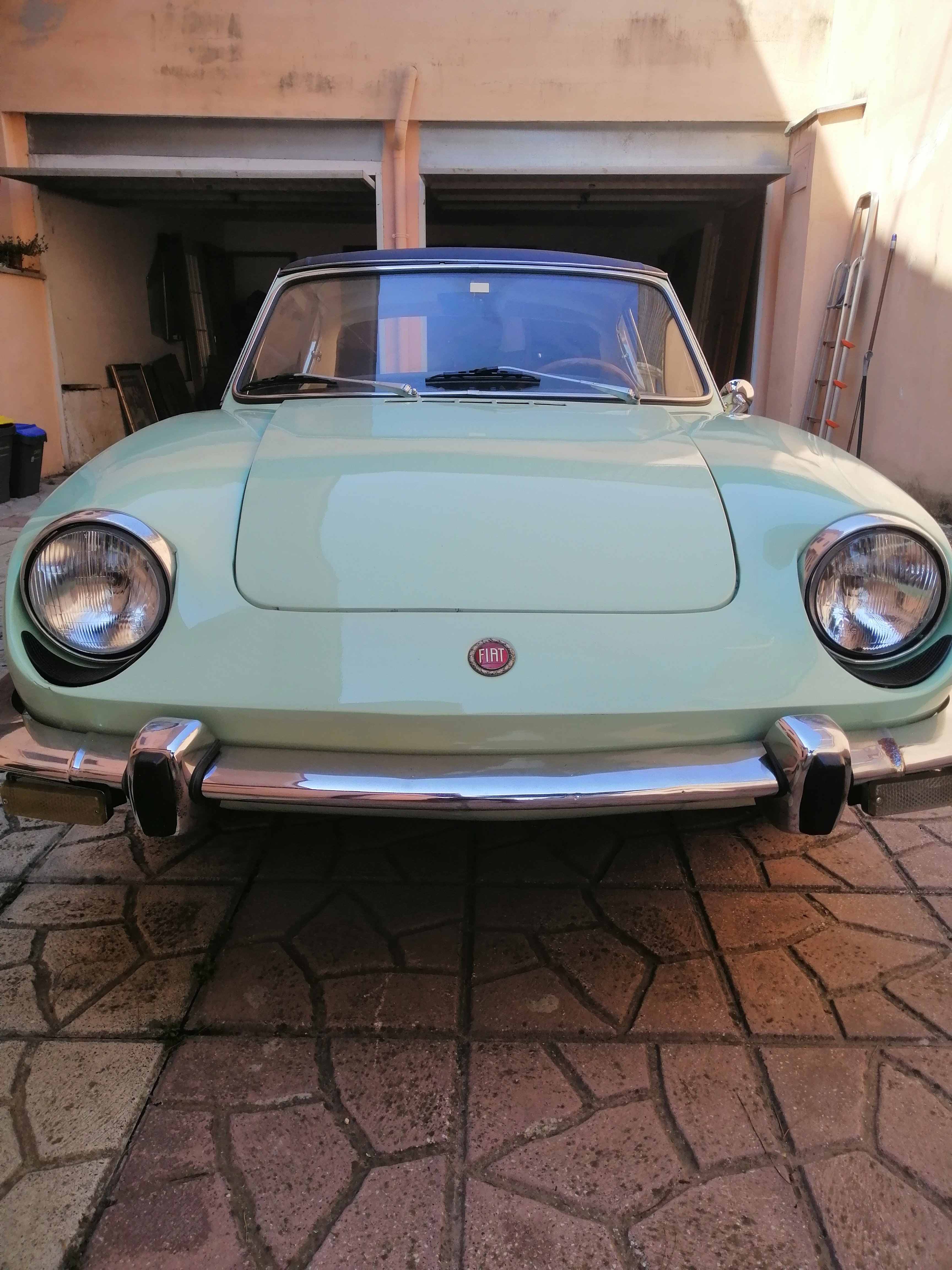 Picture of 1969 Fiat 850 Racer bertone For Sale