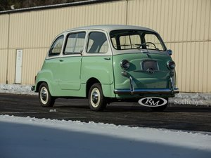 Picture of 1961 Fiat 600D Multipla  For Sale by Auction