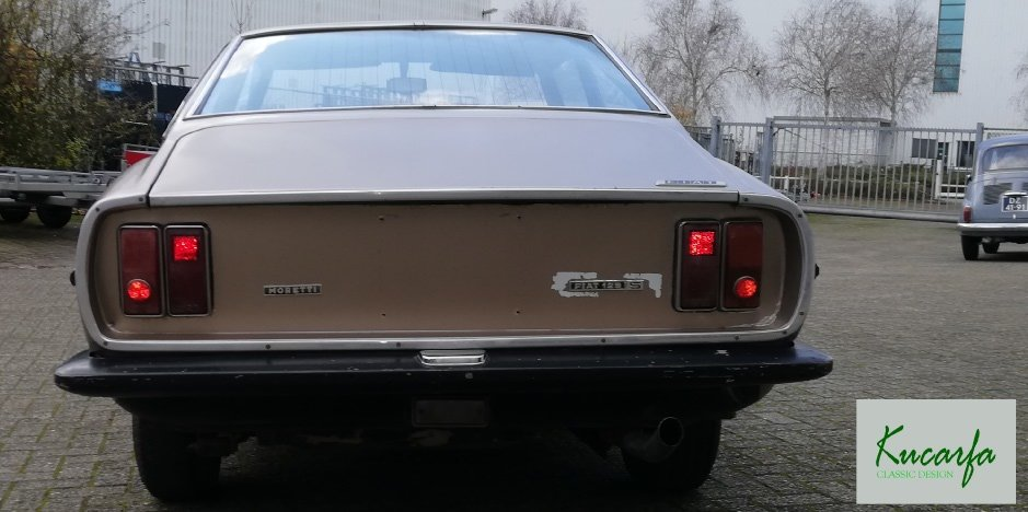 1971 Moretti 125 Special GS 16 only RHD 27.000 km For Sale (picture 7 of 8)