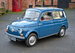 Picture of 1966 FIAT 500 GIARDINERA STATION WAGEN. For Sale