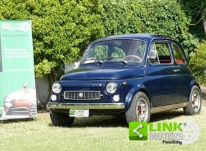Picture of Fiat 500 My Car Francis Lombardi 1972 For Sale