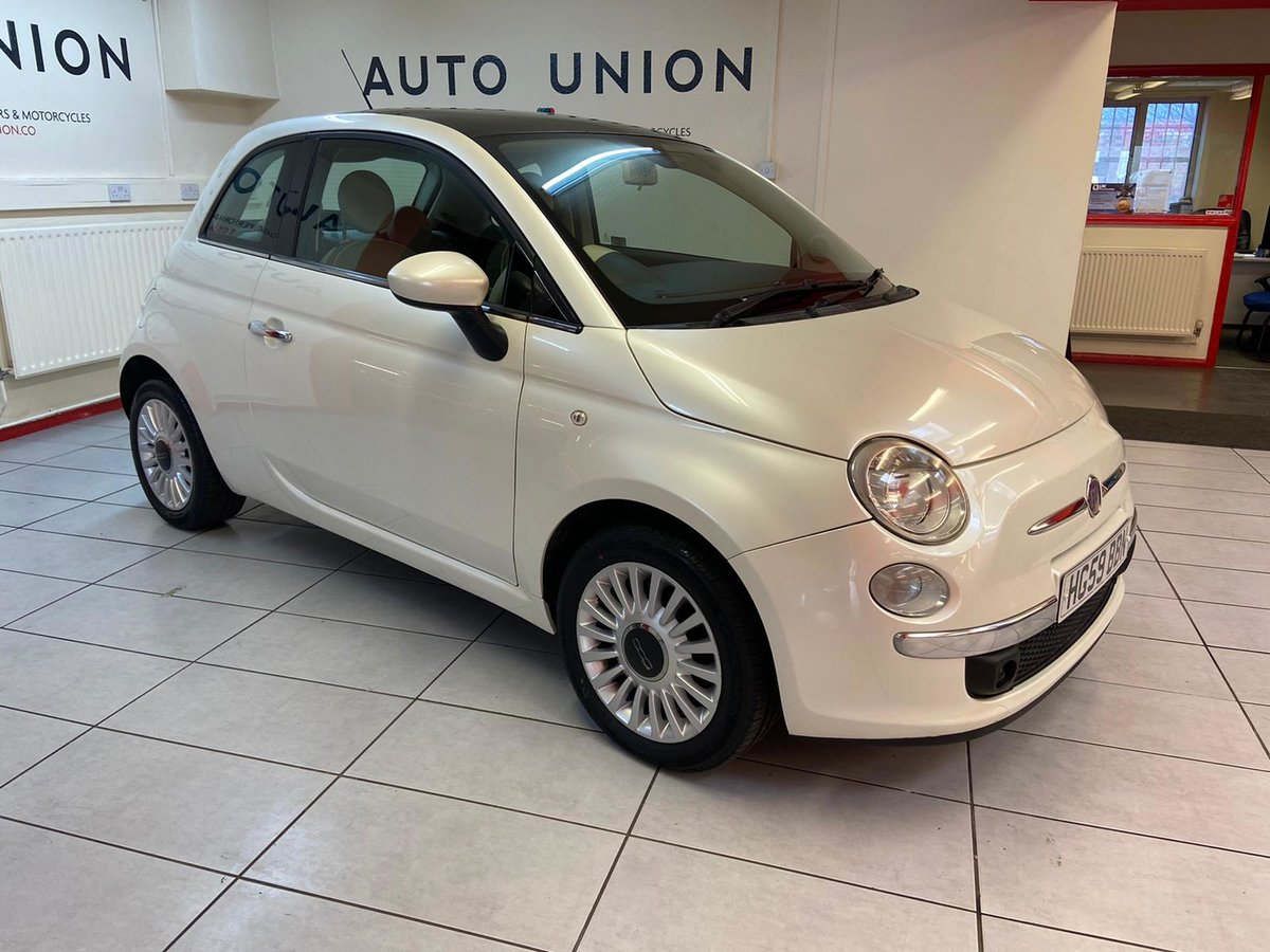 2009 FIAT 500 LOUNGE For Sale (picture 1 of 12)