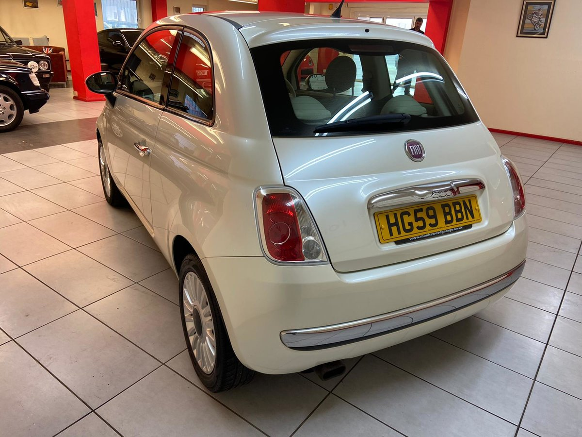 2009 FIAT 500 LOUNGE For Sale (picture 3 of 12)
