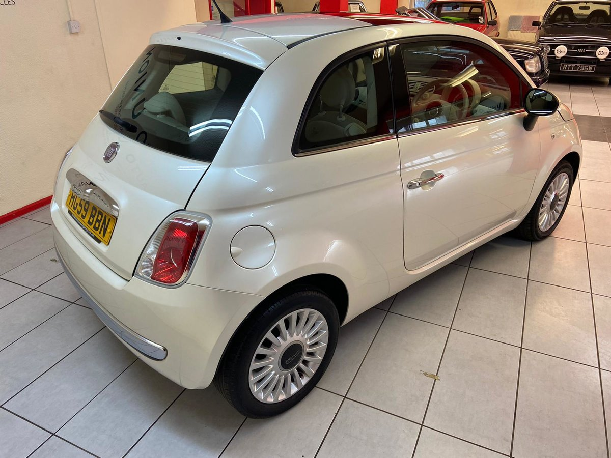 2009 FIAT 500 LOUNGE For Sale (picture 4 of 12)