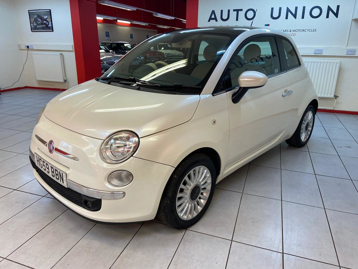 2009 FIAT 500 LOUNGE For Sale (picture 5 of 12)