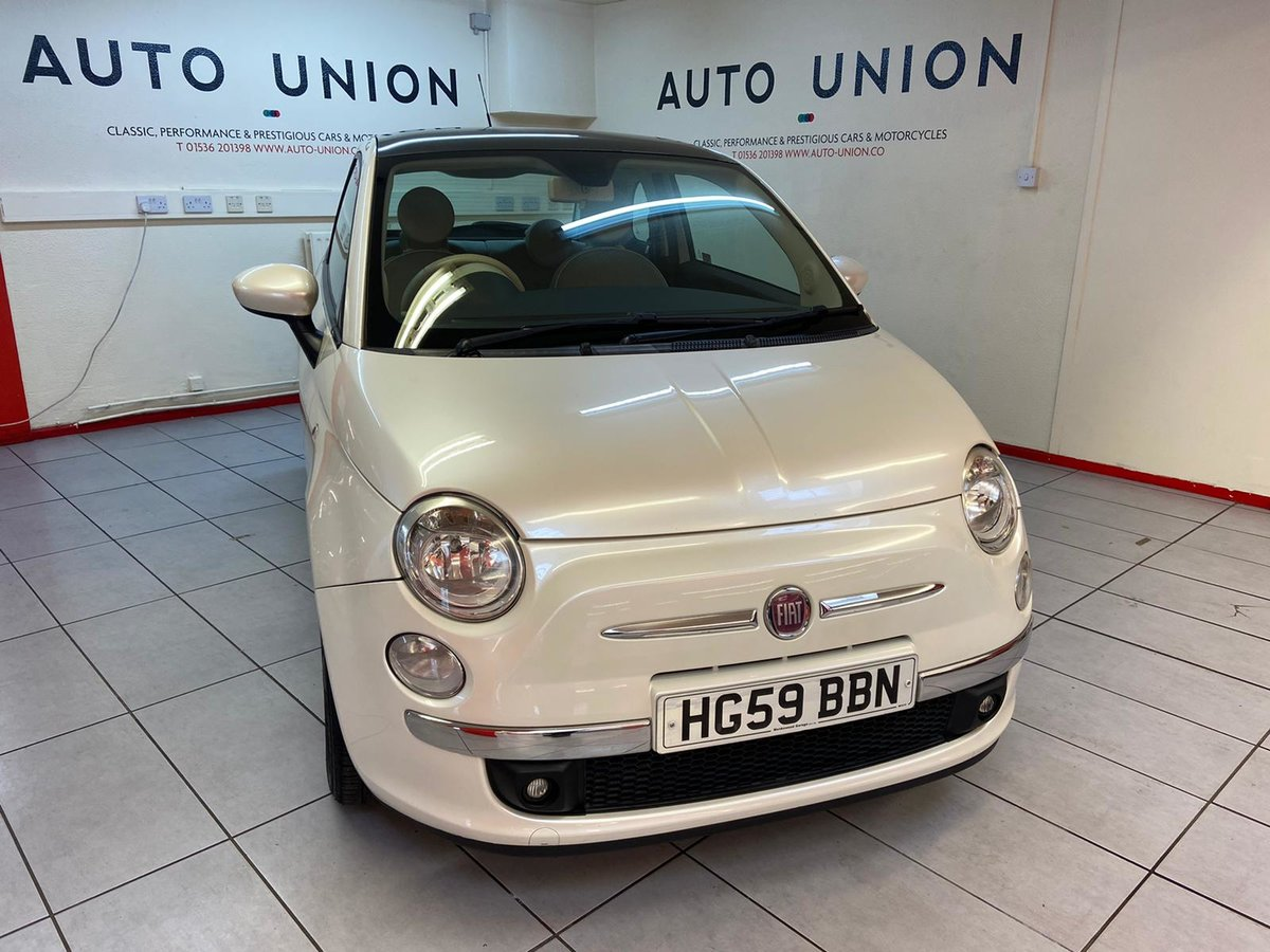 2009 FIAT 500 LOUNGE For Sale (picture 7 of 12)
