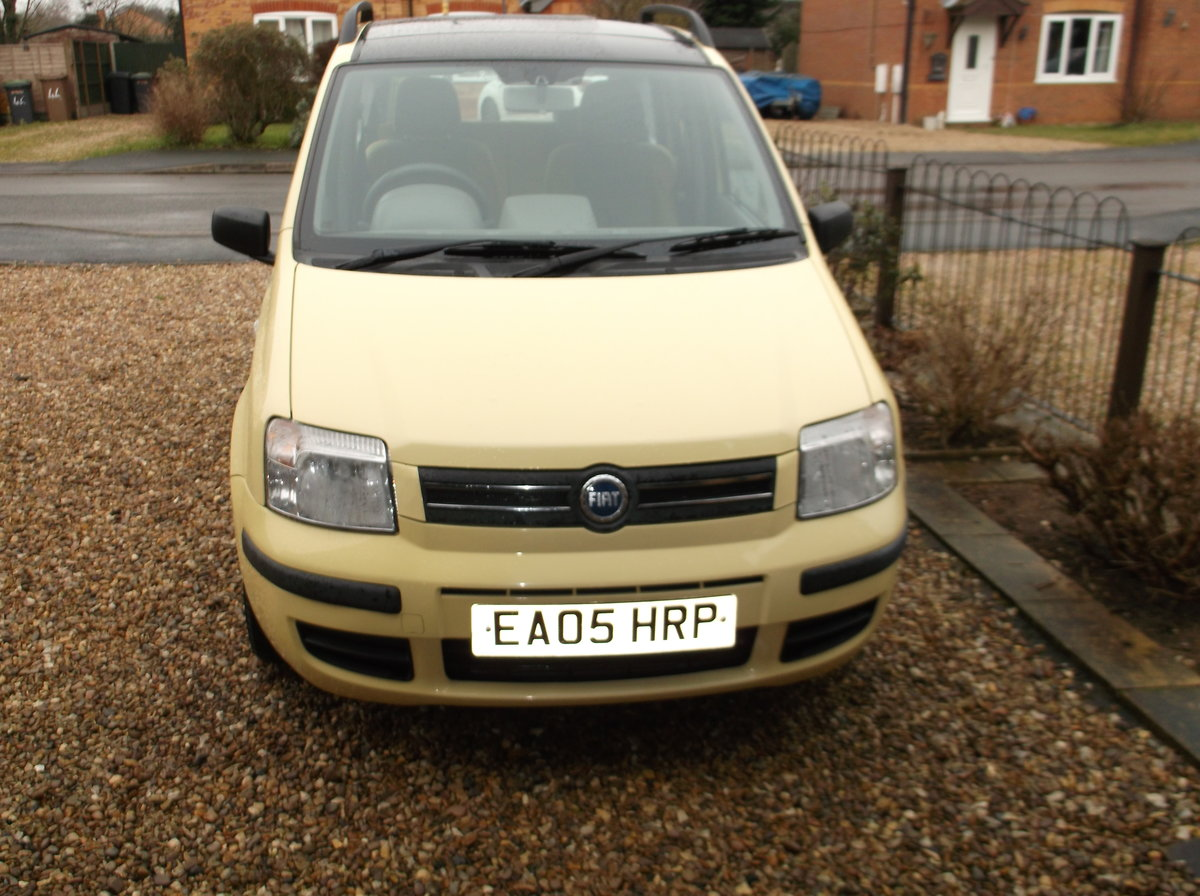 2005 Fiat panda For Sale (picture 1 of 12)