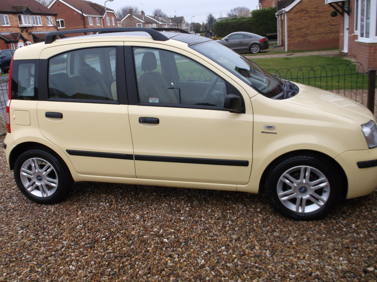 2005 Fiat panda For Sale (picture 2 of 12)