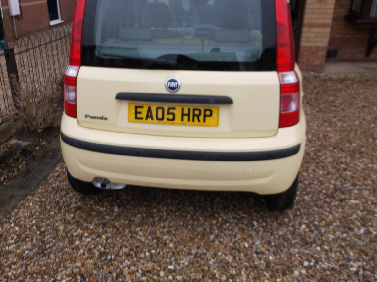 2005 Fiat panda For Sale (picture 3 of 12)