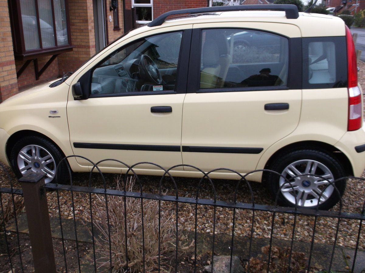 2005 Fiat panda For Sale (picture 4 of 12)