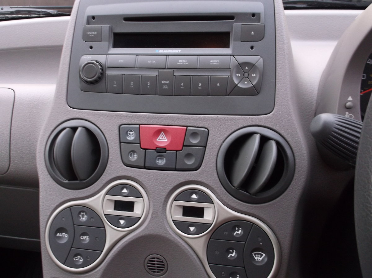2005 Fiat panda For Sale (picture 5 of 12)