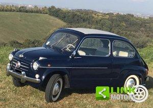Picture of Fiat 600 trasformabile del 1959 in ottimo stato di conserva For Sale
