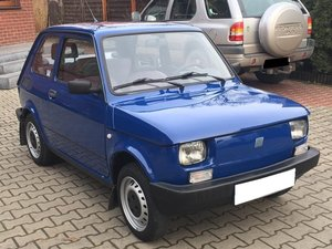 Picture of 1999 Fiat 126 LHD at ACA 13th and 14th February For Sale by Auction