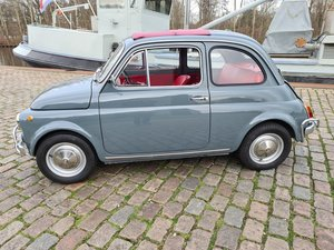 Picture of FIAT 500 F MODEL 1967 not original very beautiful. 9950 euro SOLD