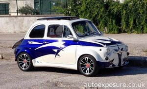 Picture of 1972 FIAT 500 ABARTH 695 S EVOCATION LHD For Sale