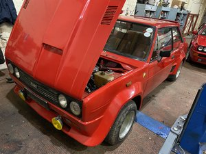 Fiat 131 Racing Sport Abarth Tribute