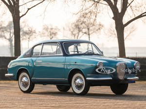 """Picture of 1959 Fiat 600 """"Rendez Vous"""" by Vignale For Sale by Auction"""