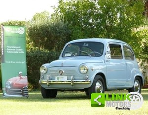 Picture of Fiat 600 D 1964 Appena Restaurata For Sale