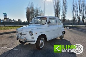 Picture of 1960 FIAT 600 D 100 - BENZINA 633 CC. - 24,5 CV (18 KW) For Sale