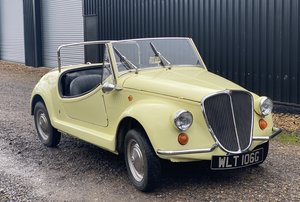 Picture of 1968 Fiat 500 Vignale Gamine - Reserved SOLD