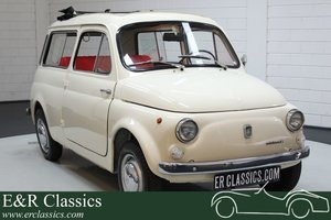 Picture of Fiat 500 Autobianchi Giardiniera 1969 Nice condition For Sale