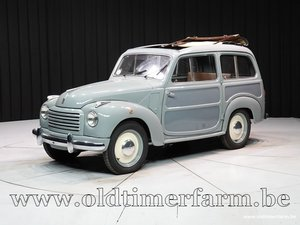 Picture of 1953 Fiat 500 C Topolino Giardiniera '53 For Sale