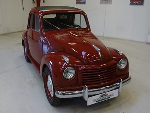 Picture of 1954 Fiat 500 C Topolino - 2-door convertible saloon For Sale