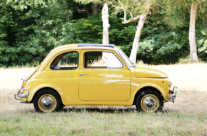 Picture of 1969 Fiat 500 L for self-drive hire For Hire