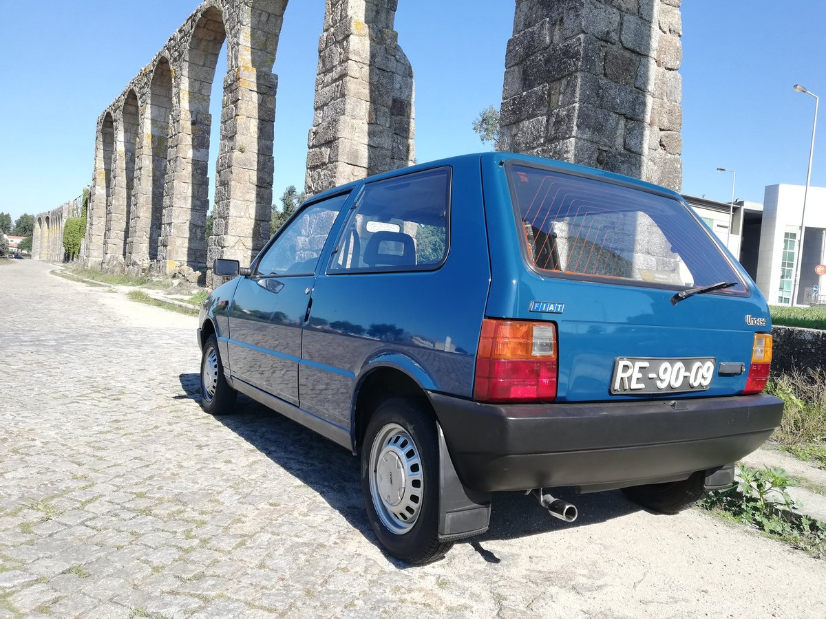 1989 FIAT UNO 45 S 75.000 KMS For Sale (picture 1 of 12)