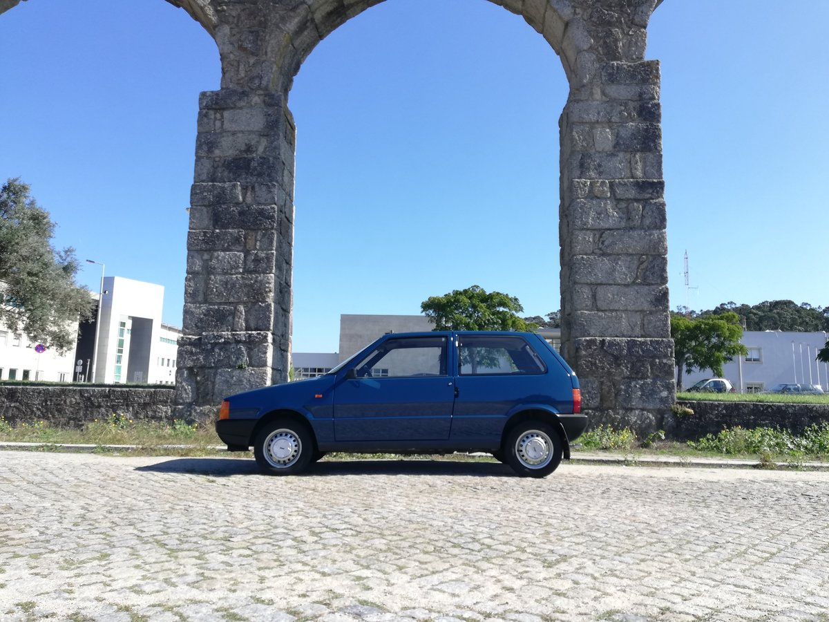 1989 FIAT UNO 45 S 75.000 KMS For Sale (picture 2 of 12)