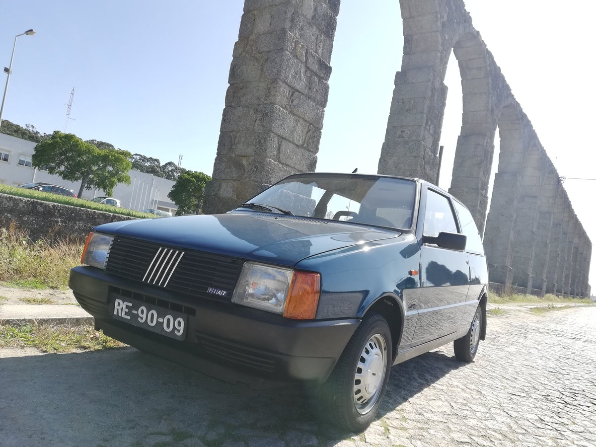 1989 FIAT UNO 45 S 75.000 KMS For Sale (picture 3 of 12)