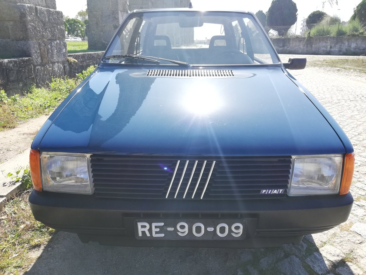 1989 FIAT UNO 45 S 75.000 KMS For Sale (picture 4 of 12)