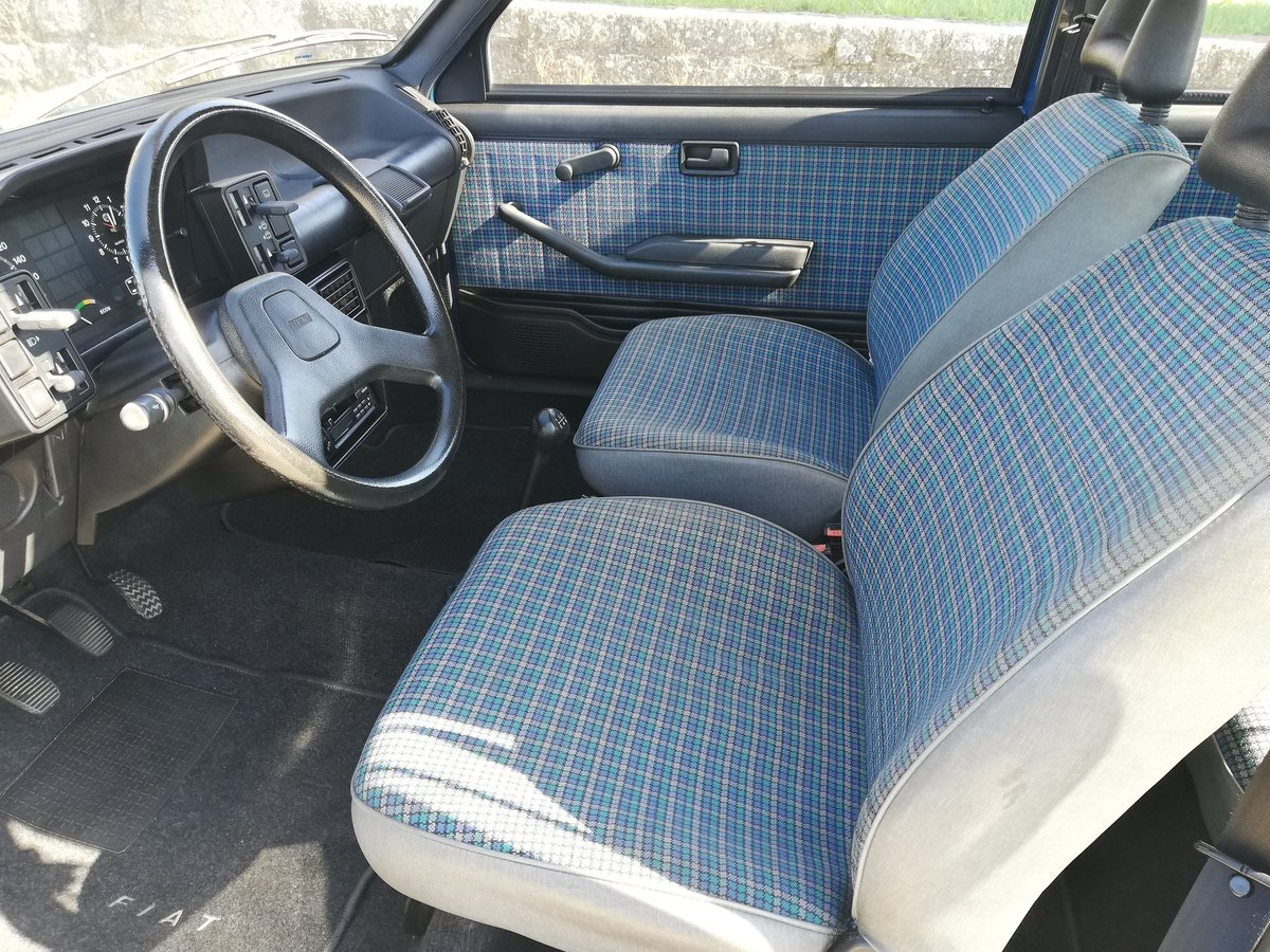 1989 FIAT UNO 45 S 75.000 KMS For Sale (picture 7 of 12)
