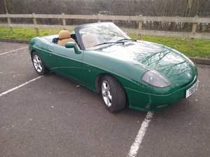 Picture of 1999 Fiat Barchetta 42,000 miles for auction 28th-29th April For Sale by Auction
