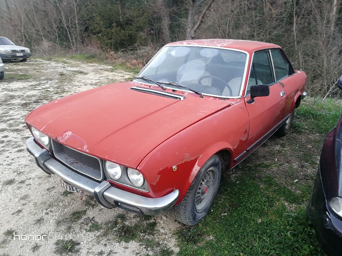 1974 Fiat 124 sport coupè 1.6 For Sale (picture 1 of 1)