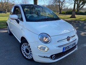 Picture of 2017 Fiat 500 1.2 Lounge. 25600 miles only For Sale