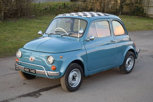 Picture of 1966 Fiat 500 F Original UK RHD - SOLD Similar required For Sale