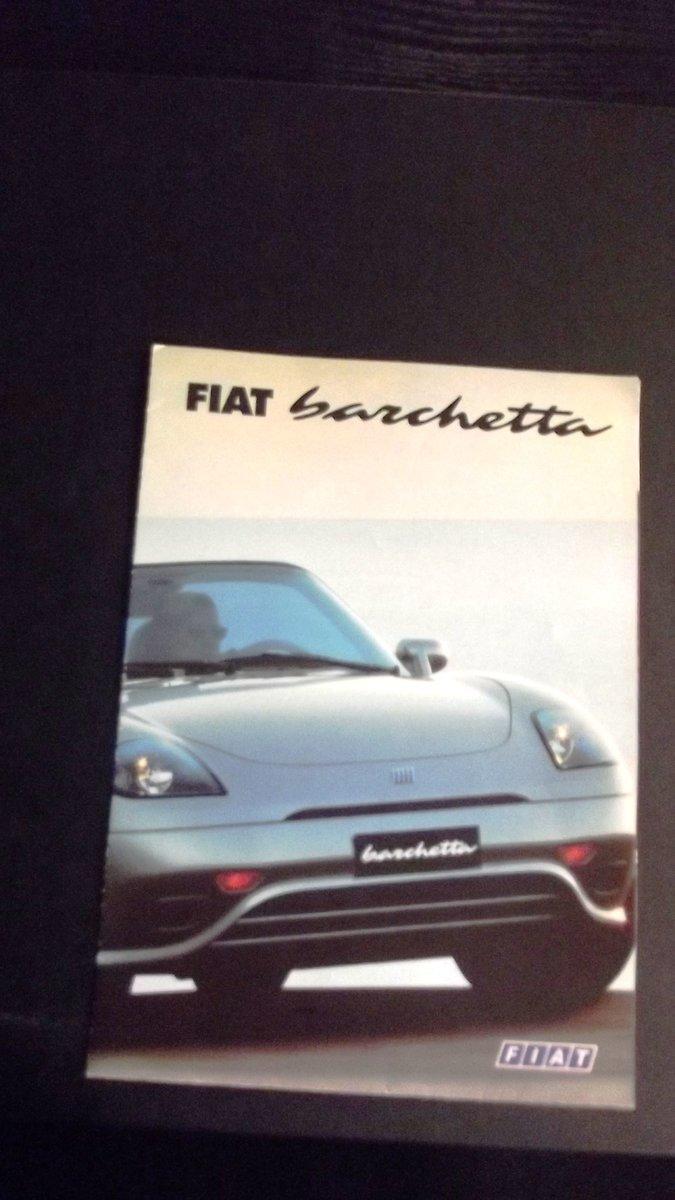 0000 FIAT 124 DINO BARCHETTA MEMORABILIA FOR SALE For Sale (picture 5 of 8)