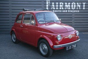Picture of 1967 Fiat 500F - RESERVED SOLD